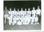 Homewood Vols: Coach Carl Riley(Debbie Riley's Dad,)Pete and Andy Coats, John Diffley and Danny Barry, all Mounties.