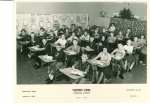 Edgewood Mrs Snow 5th grade 1961/1962