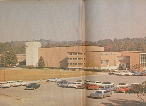 SHADES VALLEY HIGH SCHOOL-1969.(Click to enlarge.)