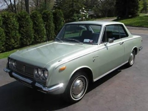 New Toyoto Corona only cost $1,950.00