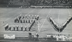 THE BAND MEMBERS ALWAYS WORKED SO HARD, AND WHENEVER THEY STEPPED ONTO THE FIELD, THEY MADE US ALL PROUD.(Click to enlar
