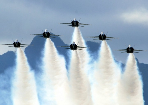 THE BLUE ANGELS PERFORMED AT OUR LAST REUNION AND WE LIKED THEM SO MUCH WE ARE PLANNING ON HAVING THEM AGAIN!